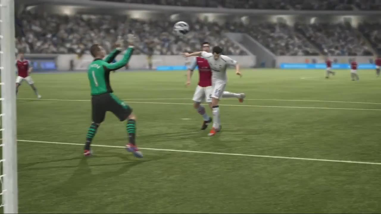 FIFA 13: Wii U Trailer screenshot 1