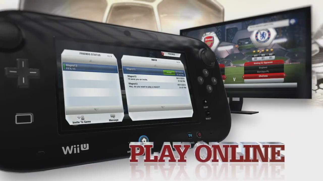 FIFA 13: Wii U Trailer screenshot 10