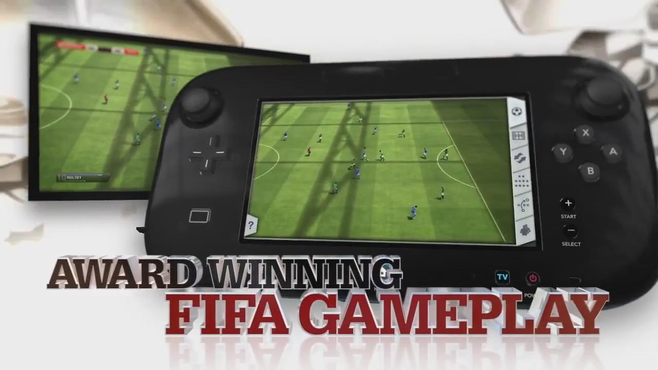 FIFA 13: Wii U Trailer screenshot 2