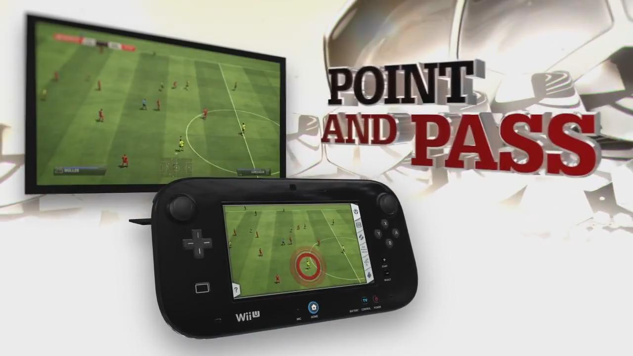 FIFA 13: Wii U Trailer screenshot 4
