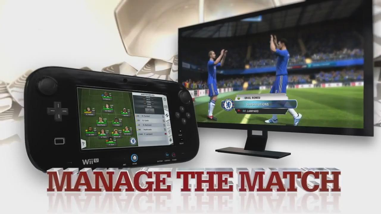 FIFA 13: Wii U Trailer screenshot 8