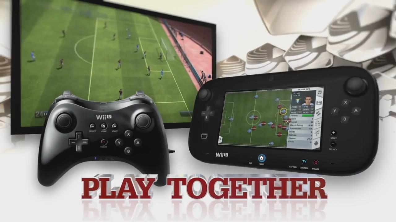 FIFA 13: Wii U Trailer screenshot 9