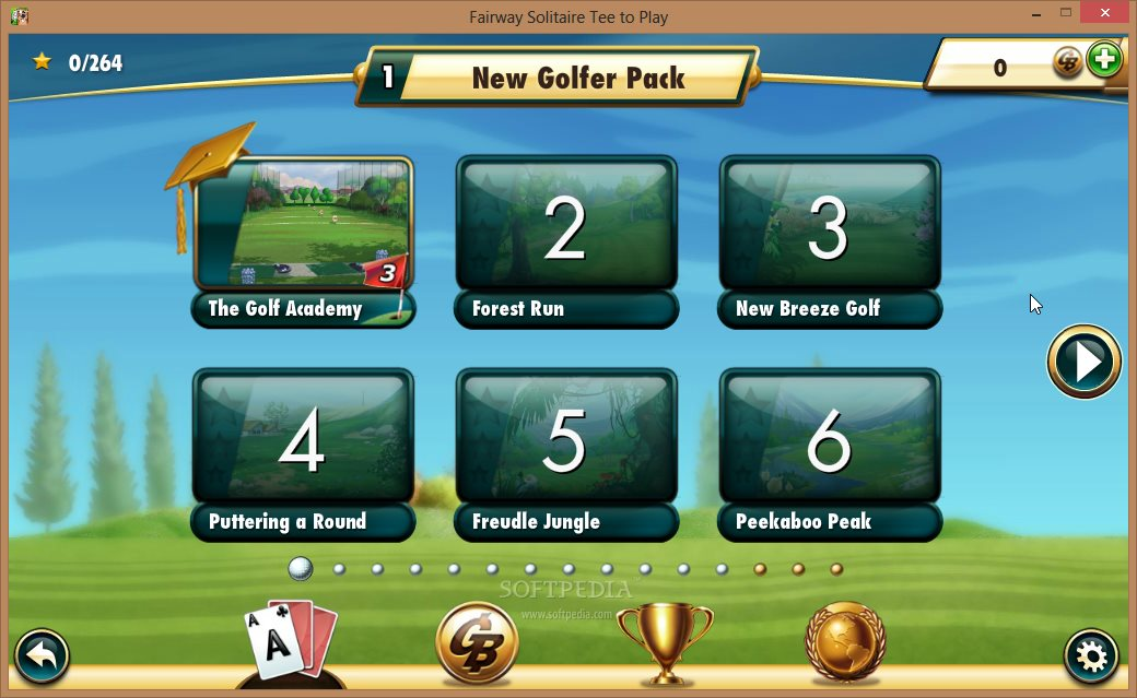 Fairway Solitaire Tee To Play Download