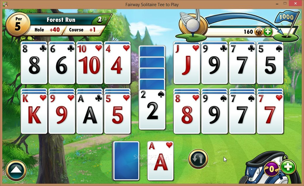 Fairway solitaire big fish casino