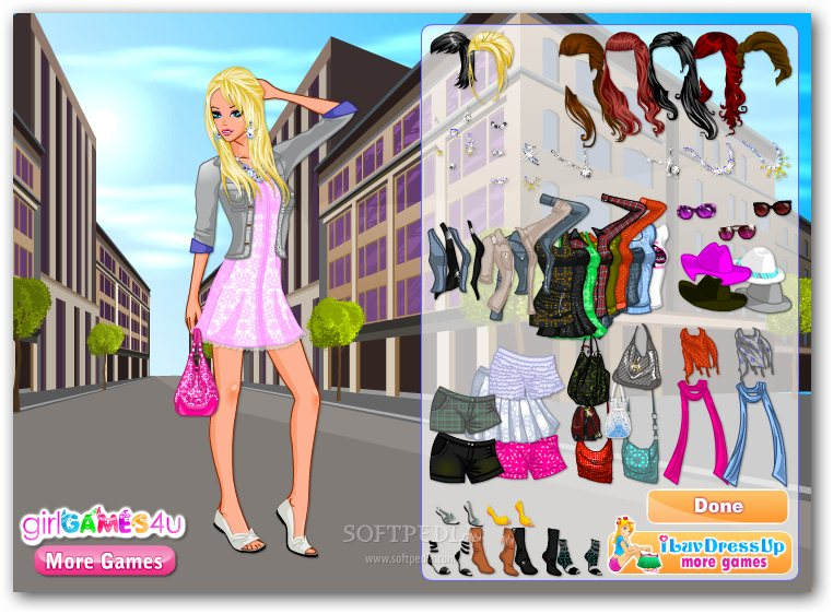 Street Dressup Games Free Software And Shareware Fishingmanager