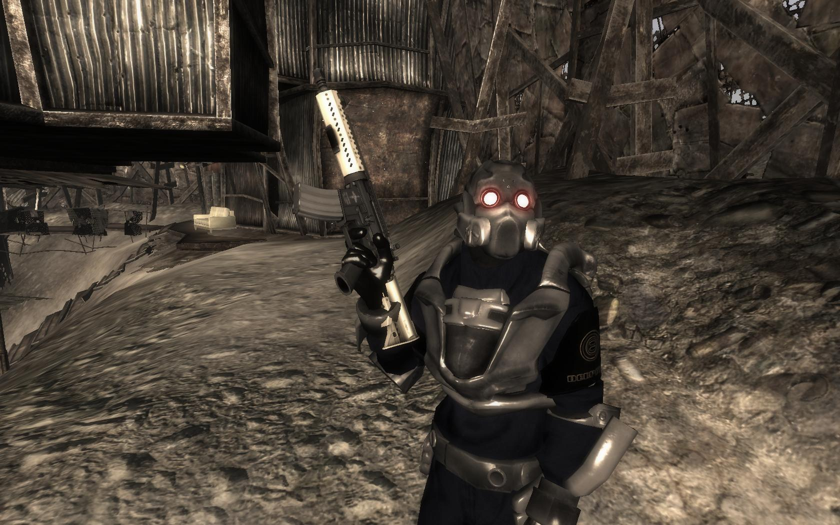 Fallout 3 mods nudes image