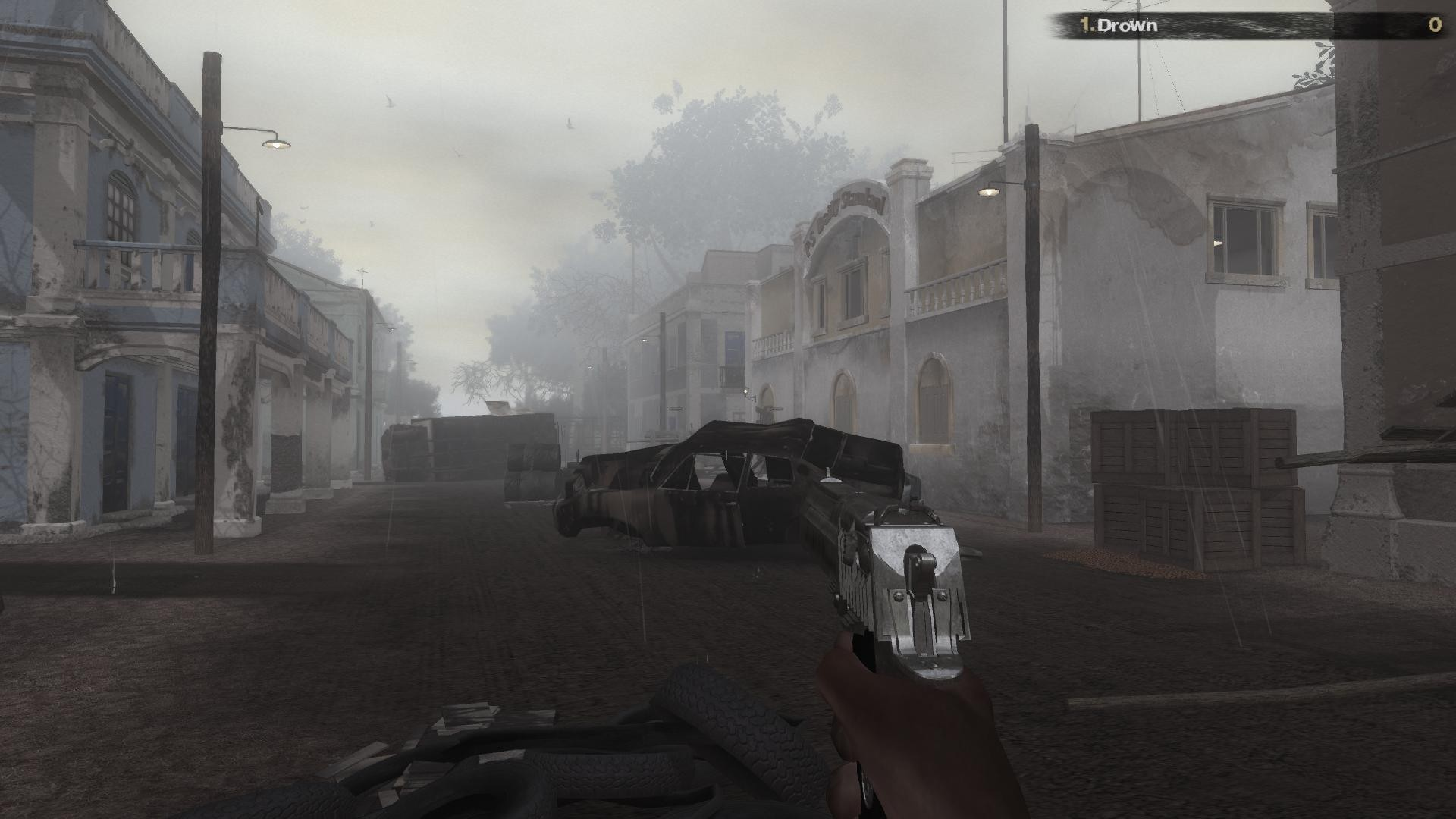 Far Cry 2 Map - Abandoned Western City screenshot 1