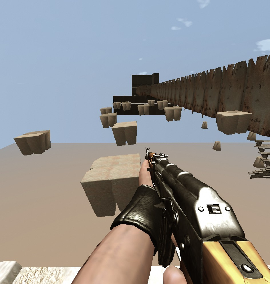 Far Cry 2 Map - Jumpmap screenshot 1