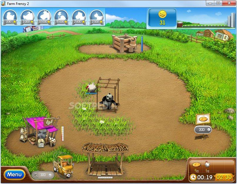 прекрасная картинка не сложная веселая ферма буян ачс