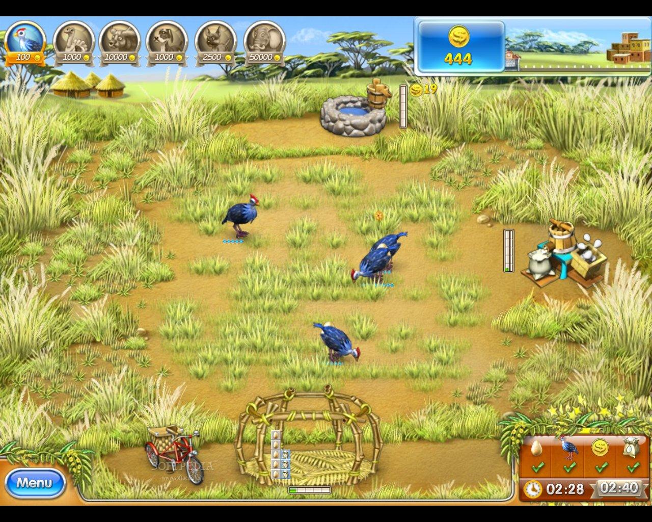 Farm Frenzy 3: Madagascar Demo Download