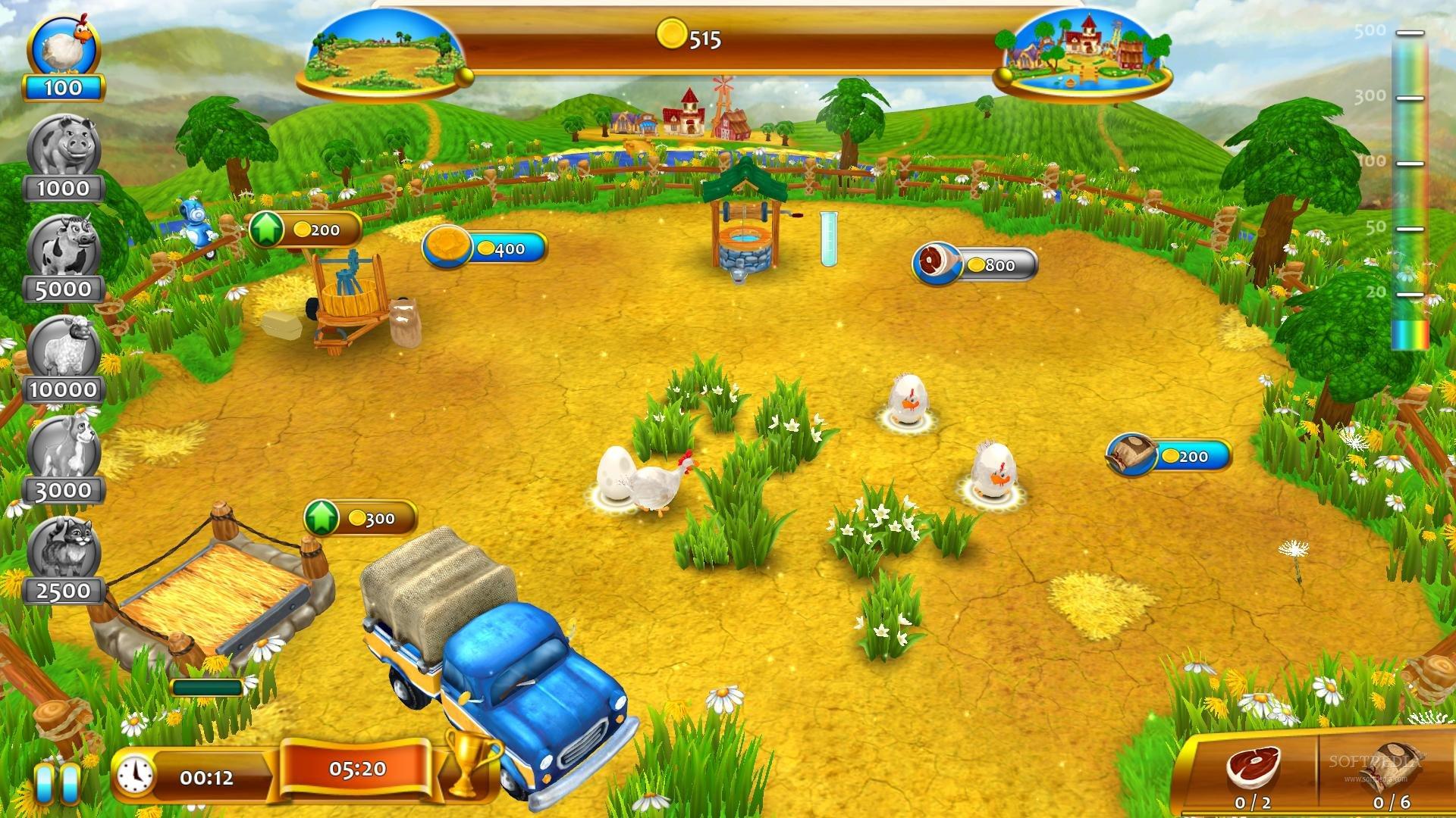 Farm Frenzy 4 Download
