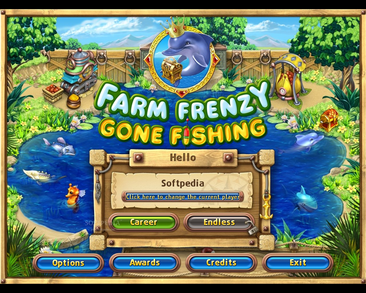 Farm frenzy gone fishing download for Gone fishing game