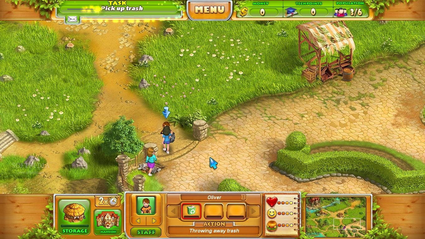 Farm Tribe 2 screenshot 4