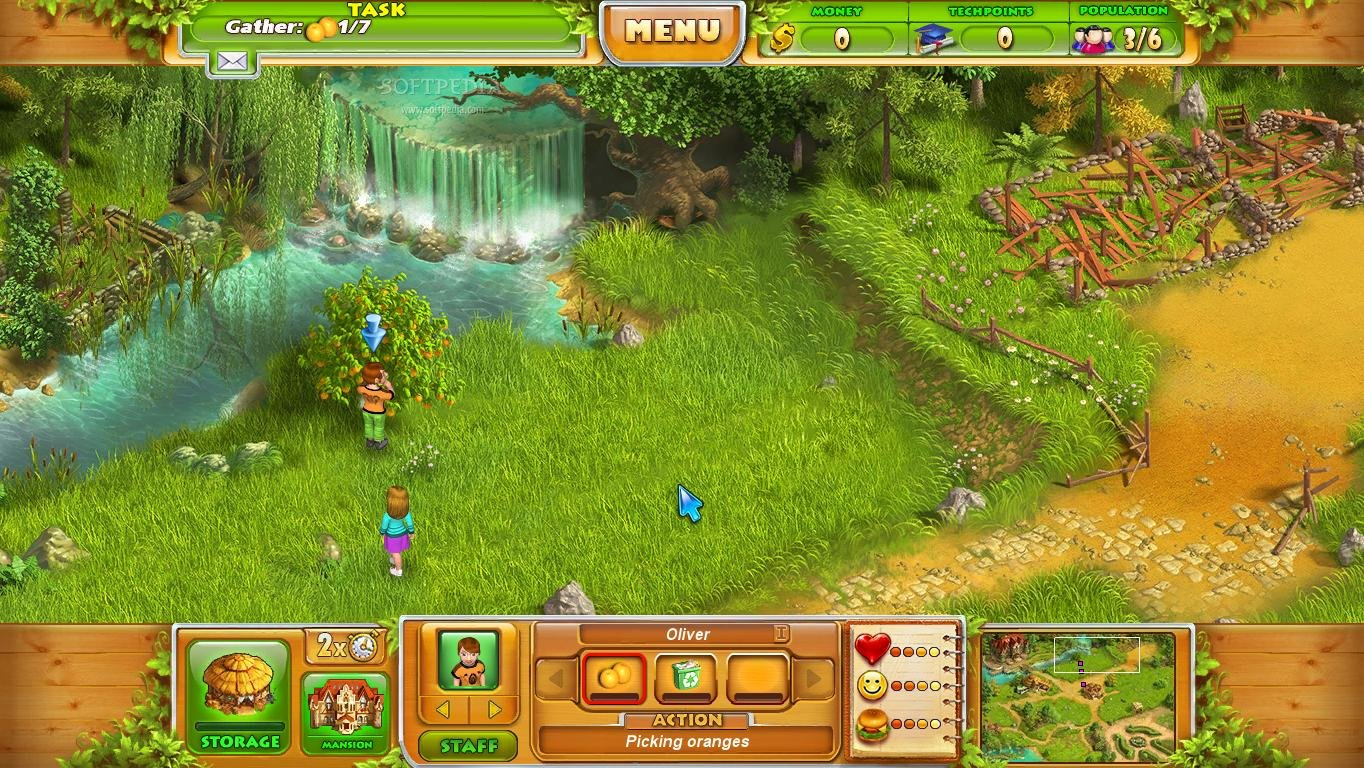 Farm Tribe 2 screenshot 7