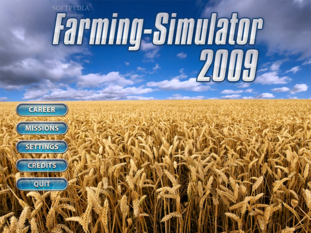 Farming Simulator 2009 Demo
