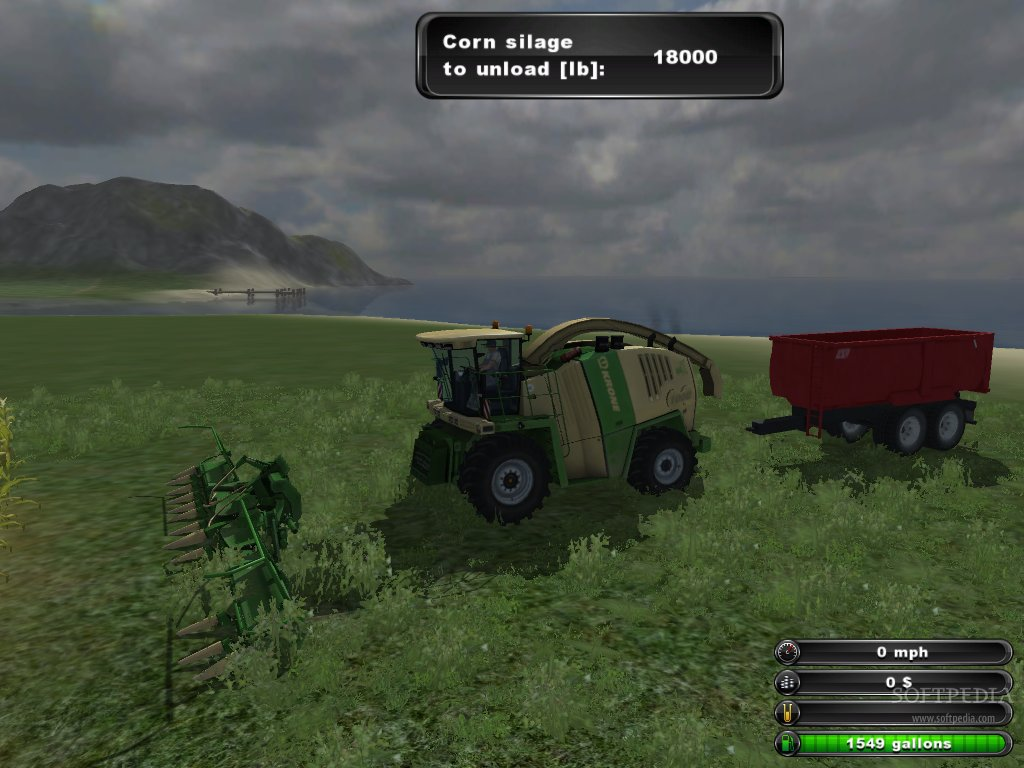 Farming Simulator 2011 Demo Download