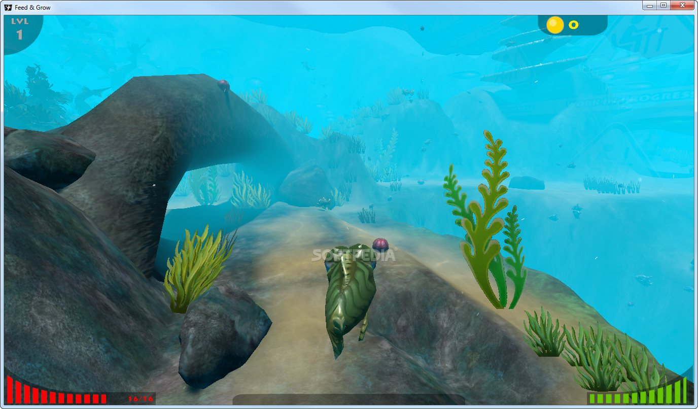Feed grow download for Grow fish game
