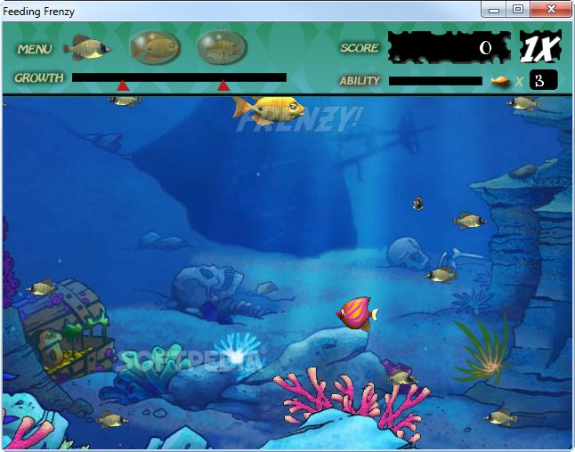 Feeding frenzy demo download for Feed and grow fish free download full game