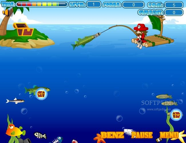 Fish Pirate screenshot 1