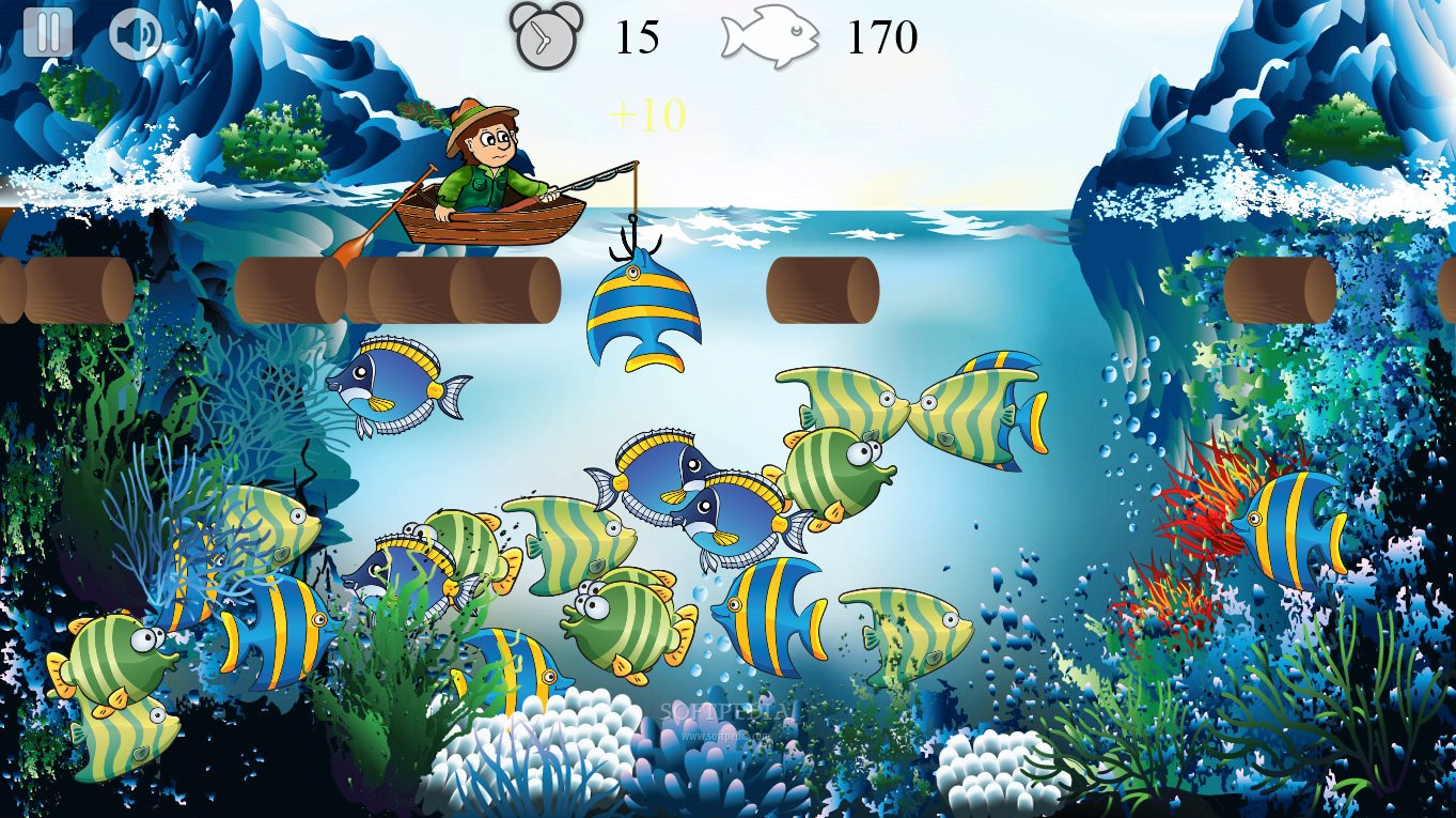 Fishing so frenzy download for Fish frenzy game