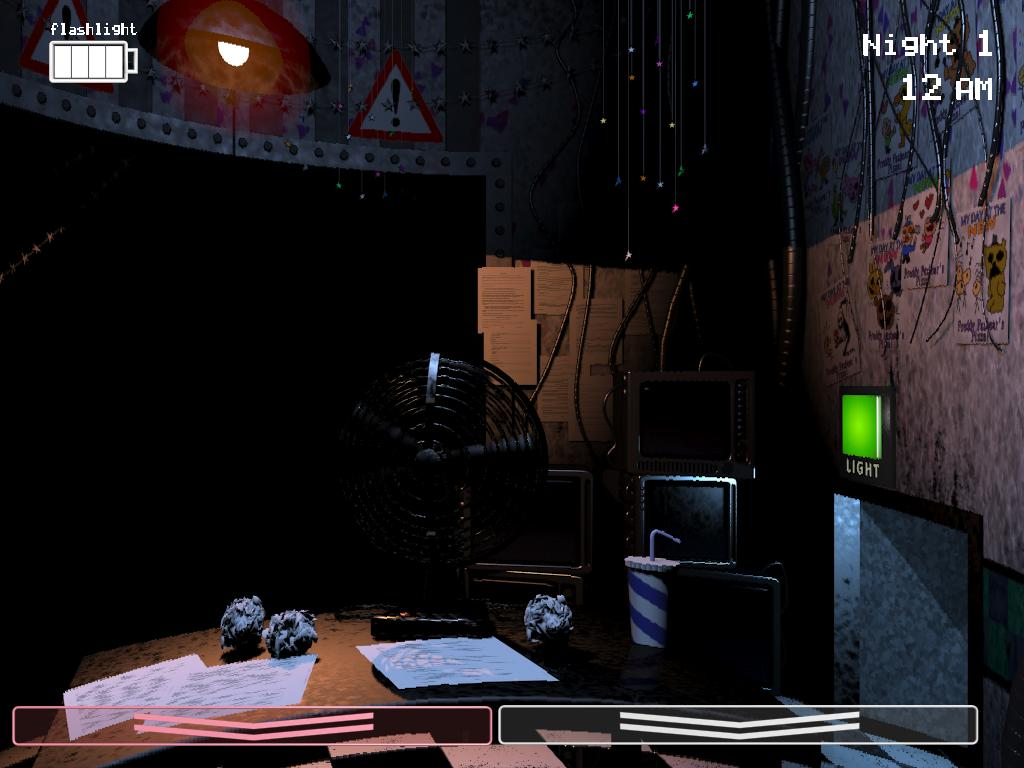 Five Nights at Freddy's 2 Demo Download