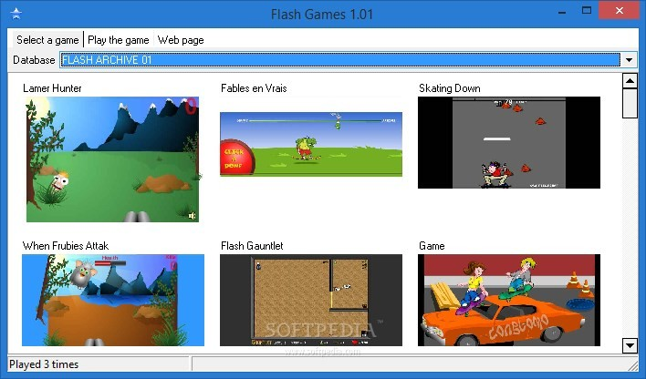download flash games
