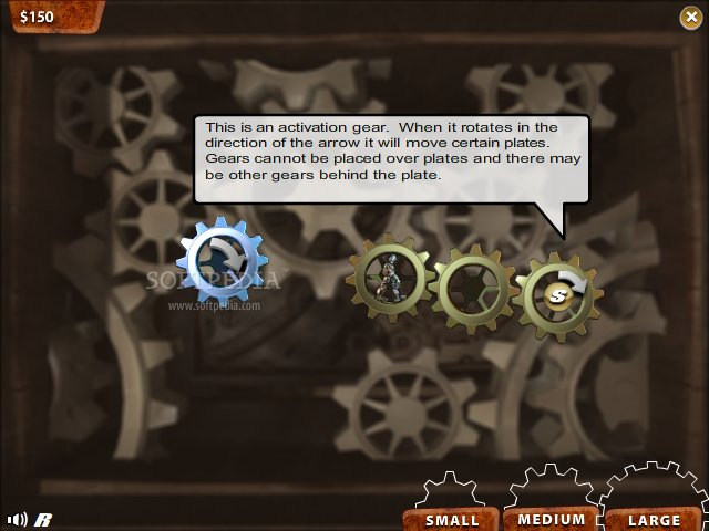 Gears screenshot 1