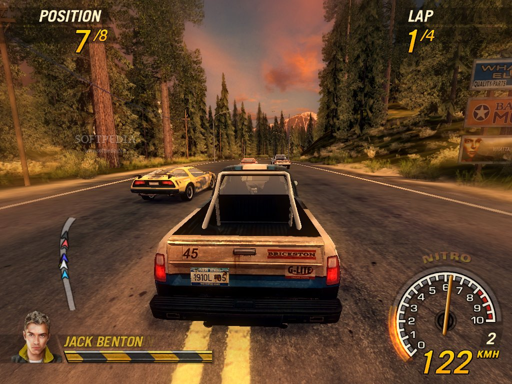 FlatOut Racing Game Free PC Video Game Demo | Download ...