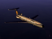 FlightGear Addon - Boeing 727-230 screenshot 1