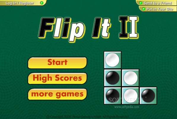 Flip It II screenshot 1