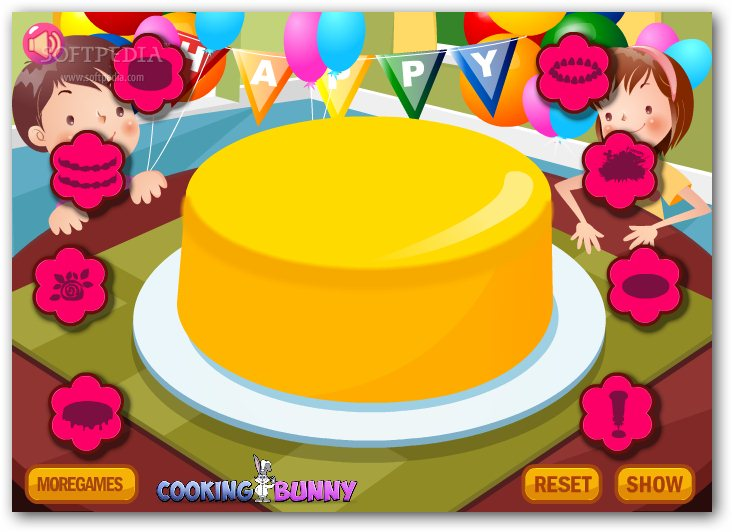 Flower Cake Decoration screenshot 2