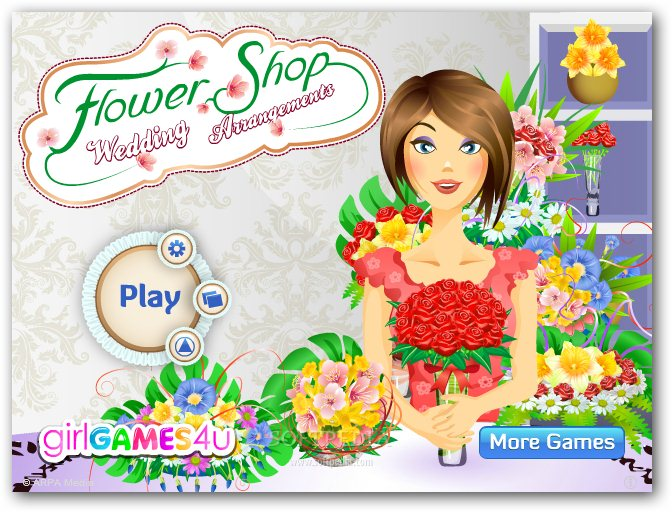Flower Shop Wedding Arrangements screenshot 1