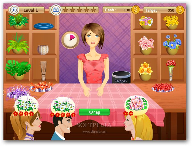 Flower Shop Wedding Arrangements screenshot 2