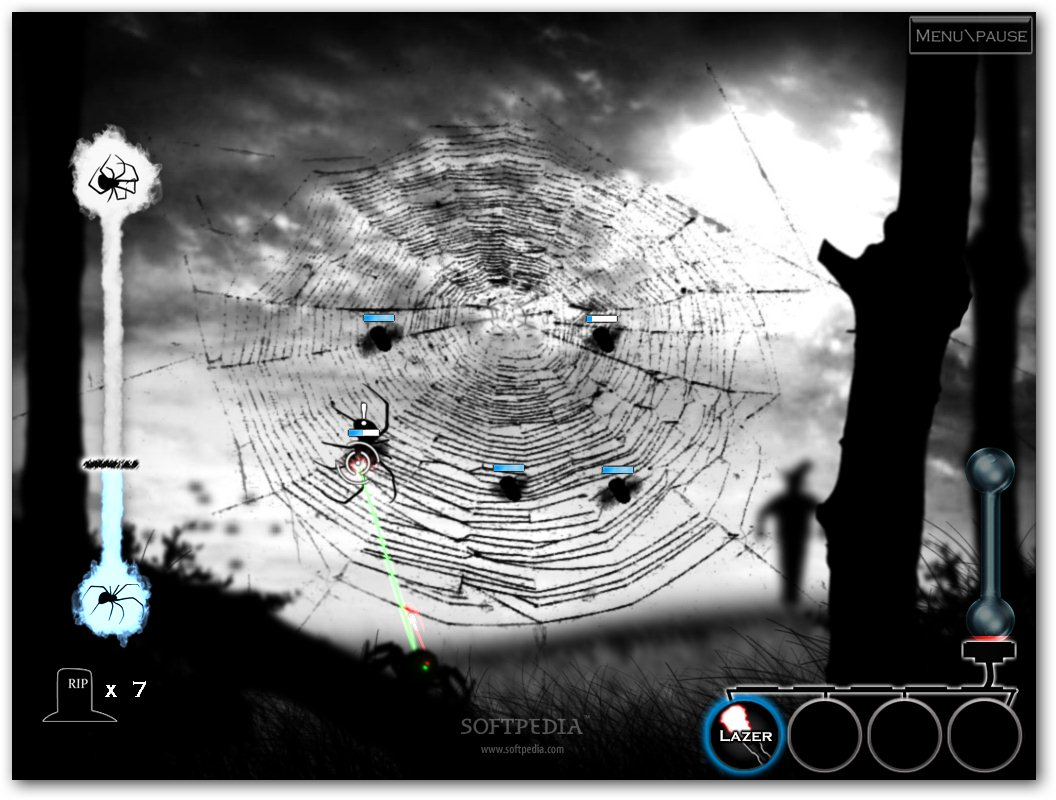 Flyborg screenshot 4
