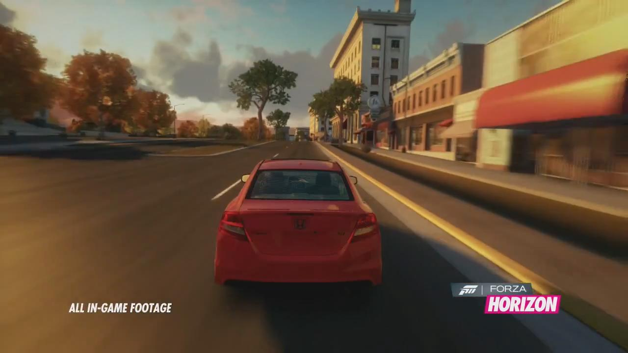 Forza Horizon: Honda Challenge Car Pack Trailer screenshot 6