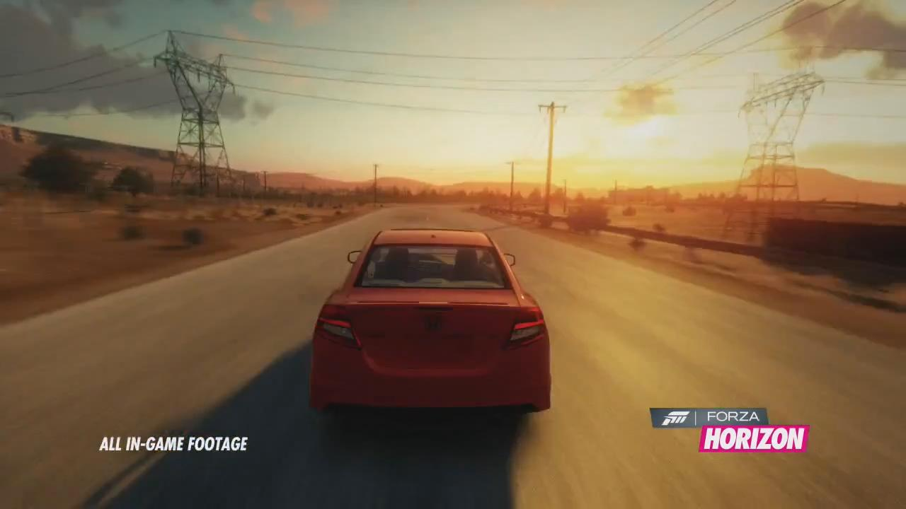 Forza Horizon: Honda Challenge Car Pack Trailer screenshot 7