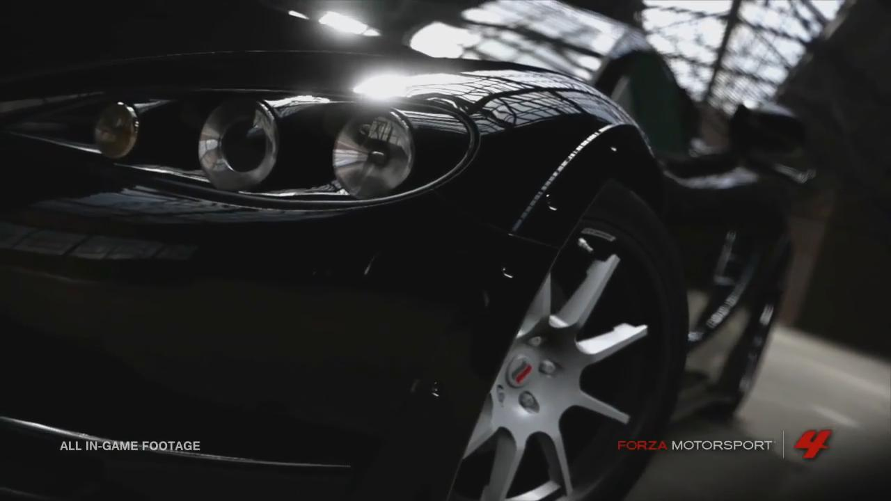 Forza Motorsport 4: July Car Pack DLC Trailer screenshot 2