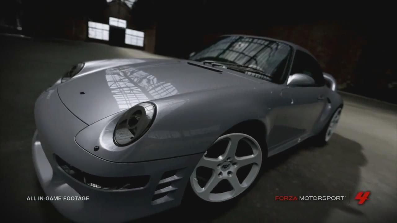 Forza Motorsport 4: July Car Pack DLC Trailer screenshot 7