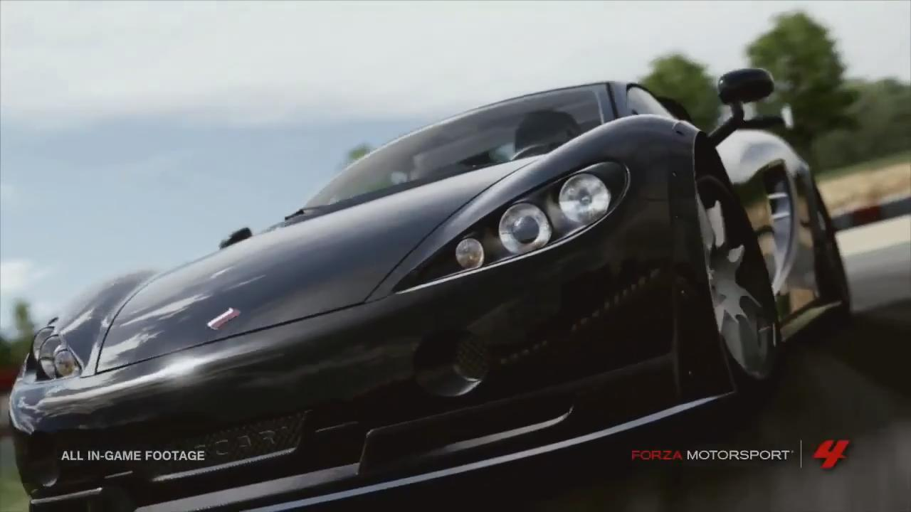 Forza Motorsport 4: July Car Pack DLC Trailer screenshot 8
