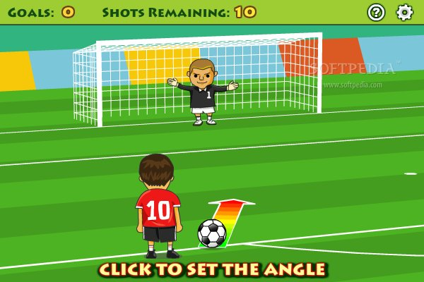 Free Kick screenshot 2