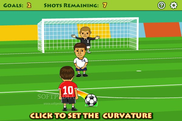Free Kick screenshot 3