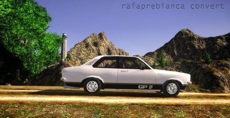 GTA IV Addon - Chevrolet Chevette GP II 1976 screenshot 1