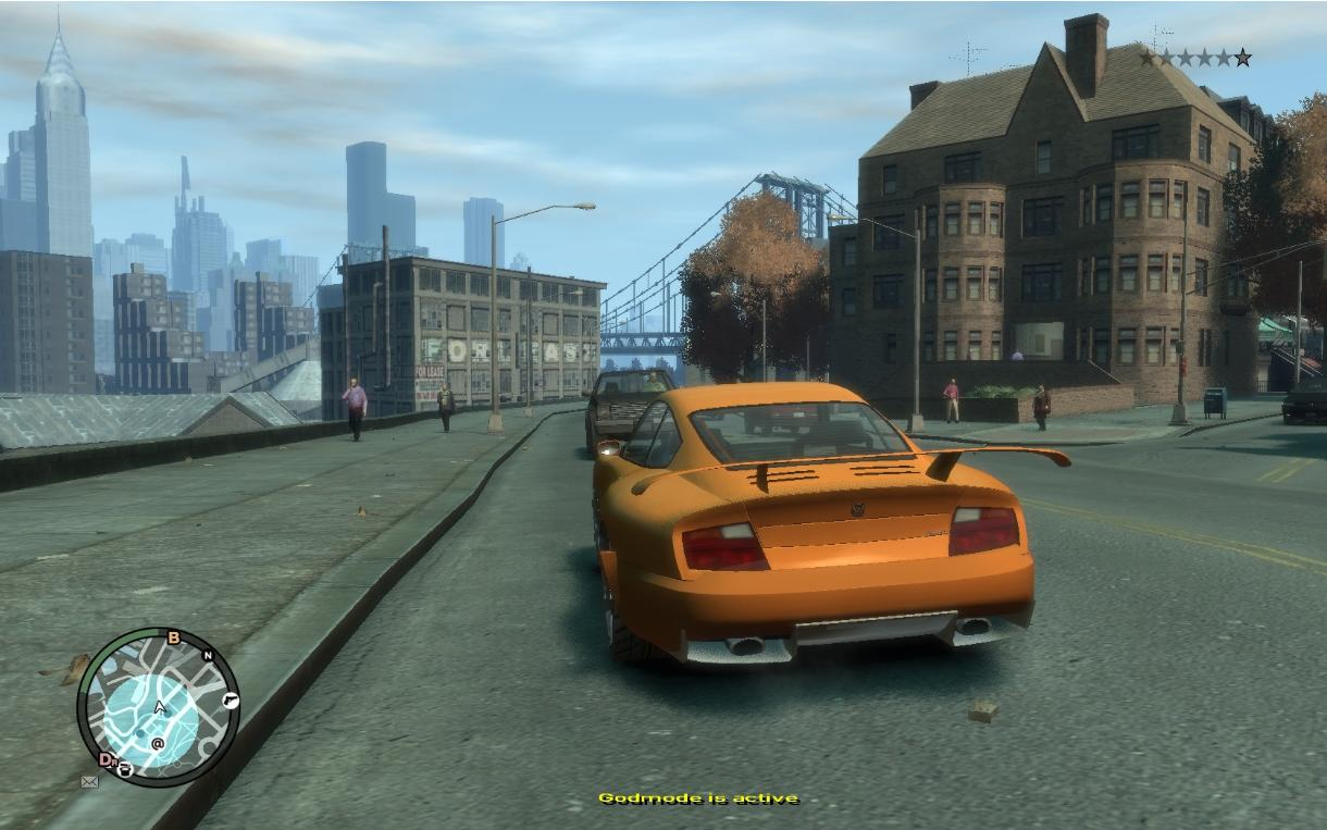GTA IV Addon - Comet GTR screenshot 1