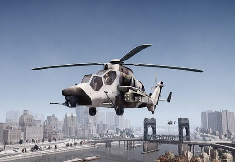 GTA IV Addon - Eurocopter Tiger screenshot 1