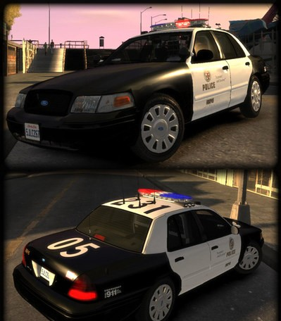 GTA-IV-Addon-LAPD-LCPD-2008-Ford-Crown-V