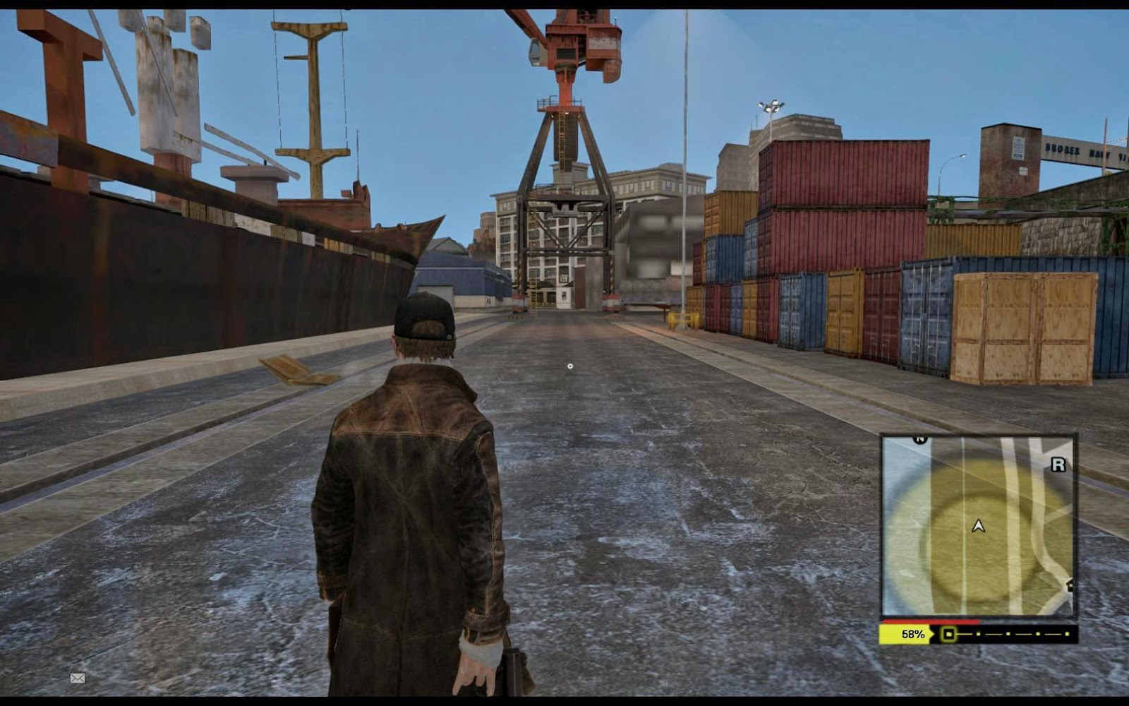GTA IV Mod - WatchDogsIV Download