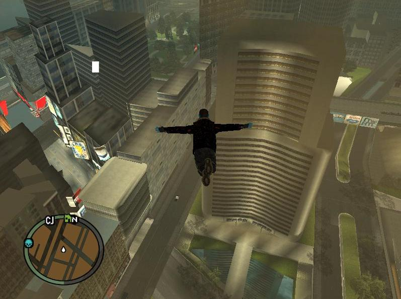 WELCOME TO YOGO FILES: GTA: San Andreas Addon - Cool Parkour