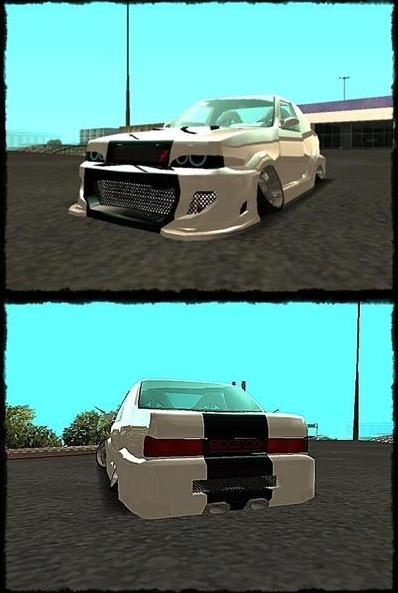 GTA: San Andreas Addon - Tofas Sahin Isidarns screenshot 1