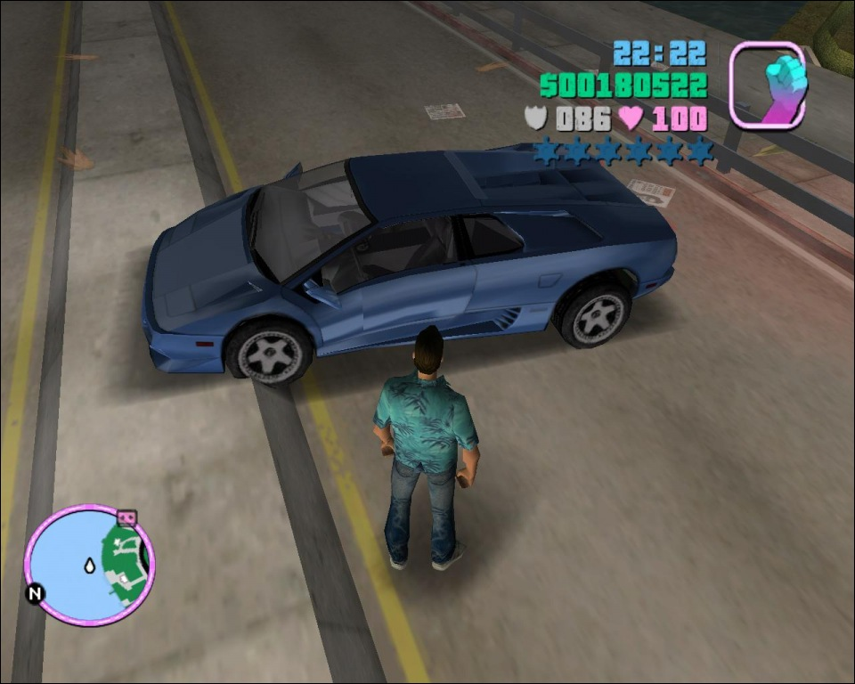 Screenshot 2 of GTA Vice City Mod - Ultimate Vice City
