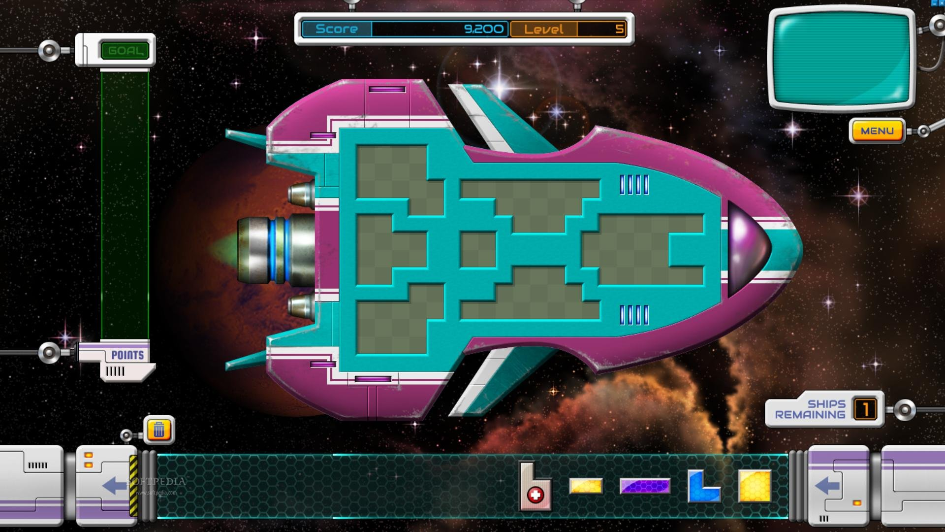 Galactic Express screenshot 10